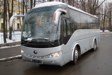 Автобус 35 мест